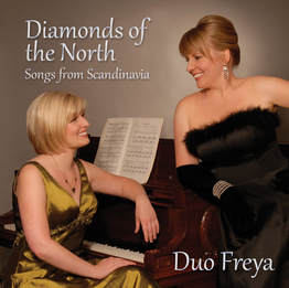 CD cover photo of Diamonds of the North